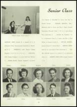 1945 Belleville Township High School Yearbook Page 28 & 29