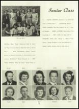 1945 Belleville Township High School Yearbook Page 32 & 33