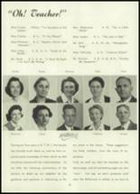 1945 Belleville Township High School Yearbook Page 46 & 47