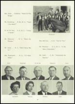 1945 Belleville Township High School Yearbook Page 50 & 51