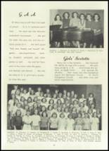 1945 Belleville Township High School Yearbook Page 54 & 55