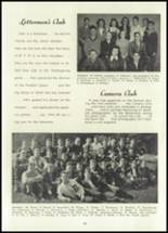 1945 Belleville Township High School Yearbook Page 56 & 57