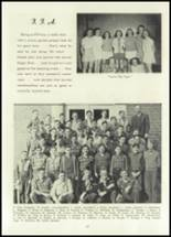 1945 Belleville Township High School Yearbook Page 60 & 61