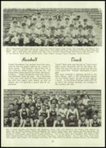 1945 Belleville Township High School Yearbook Page 84 & 85