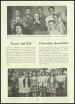 1945 Belleville Township High School Yearbook Page 90 & 91