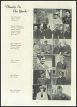 1945 Belleville Township High School Yearbook Page 100 & 101
