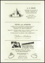 1945 Belleville Township High School Yearbook Page 126 & 127