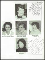 1987 Prout High School Yearbook Page 14 & 15