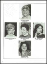 1987 Prout High School Yearbook Page 16 & 17