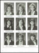 1987 Prout High School Yearbook Page 20 & 21
