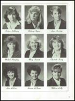 1987 Prout High School Yearbook Page 22 & 23