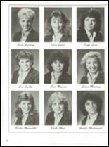 1987 Prout High School Yearbook Page 24 & 25
