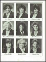 1987 Prout High School Yearbook Page 26 & 27