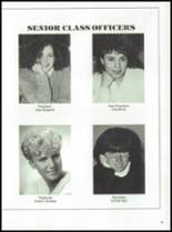 1987 Prout High School Yearbook Page 28 & 29