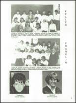 1987 Prout High School Yearbook Page 32 & 33