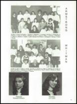 1987 Prout High School Yearbook Page 34 & 35
