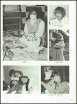 1987 Prout High School Yearbook Page 38 & 39