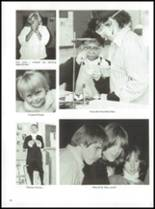 1987 Prout High School Yearbook Page 40 & 41