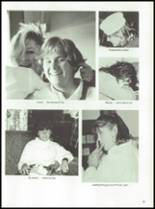 1987 Prout High School Yearbook Page 42 & 43