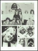 1987 Prout High School Yearbook Page 46 & 47