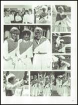 1987 Prout High School Yearbook Page 50 & 51