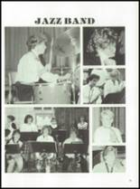 1987 Prout High School Yearbook Page 54 & 55