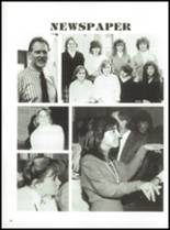 1987 Prout High School Yearbook Page 56 & 57