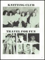 1987 Prout High School Yearbook Page 58 & 59