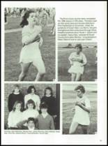 1987 Prout High School Yearbook Page 64 & 65