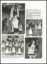 1987 Prout High School Yearbook Page 66 & 67