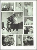 1987 Prout High School Yearbook Page 70 & 71