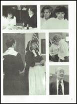 1987 Prout High School Yearbook Page 74 & 75