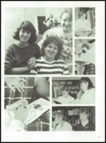 1987 Prout High School Yearbook Page 76 & 77