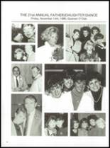 1987 Prout High School Yearbook Page 78 & 79