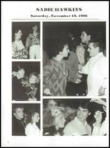1987 Prout High School Yearbook Page 82 & 83