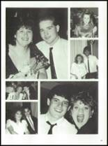 1987 Prout High School Yearbook Page 84 & 85