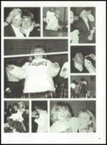 1987 Prout High School Yearbook Page 88 & 89
