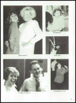 1987 Prout High School Yearbook Page 90 & 91