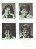 1987 Prout High School Yearbook Page 94 & 95