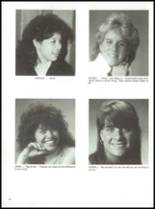 1987 Prout High School Yearbook Page 98 & 99