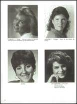 1987 Prout High School Yearbook Page 100 & 101