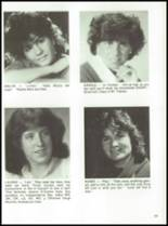 1987 Prout High School Yearbook Page 106 & 107