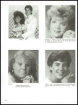 1987 Prout High School Yearbook Page 108 & 109