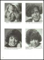 1987 Prout High School Yearbook Page 110 & 111