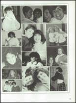 1987 Prout High School Yearbook Page 112 & 113