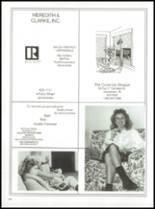 1987 Prout High School Yearbook Page 120 & 121
