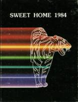 1984 Yearbook Sweet Home High School