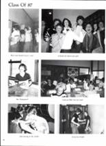 1984 Pawnee High School Yearbook Page 20 & 21