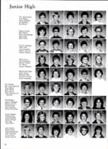 1984 Pawnee High School Yearbook Page 22 & 23