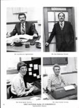 1984 Pawnee High School Yearbook Page 26 & 27